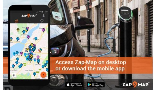 GONE ELECTRIC? Use this handy website to help you plan your jouneys with a Zap map, locating all of the places which have electric charging points....