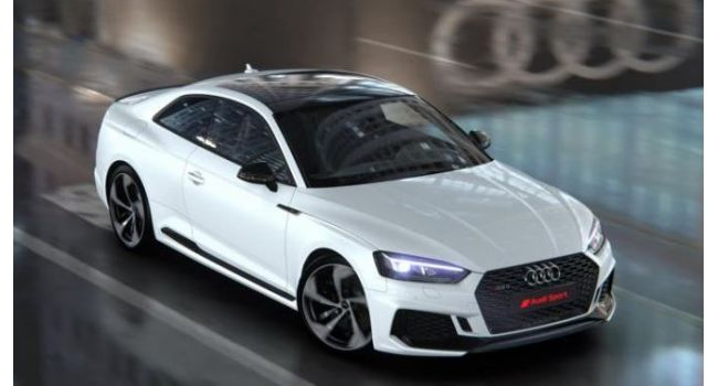 Audi RS5 Sportback and Coupe Audi Sport Editions revealed