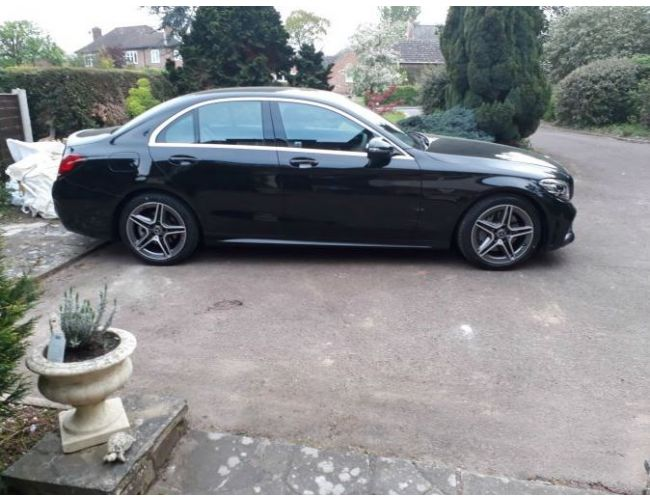 The Wingrave Partnership in Colchester were right on the money when they picked up this steal of a deal Mercedes C300 AMG Line Saloon