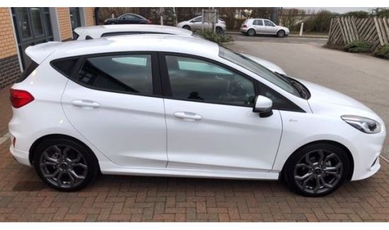 Congratulations to An Accounting Gem from Ipswich on the delivery of their new Ford Fiesta ST Line
