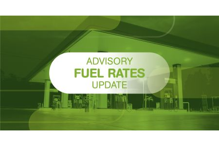 Advisory Fuel Rates from 1 June 2020