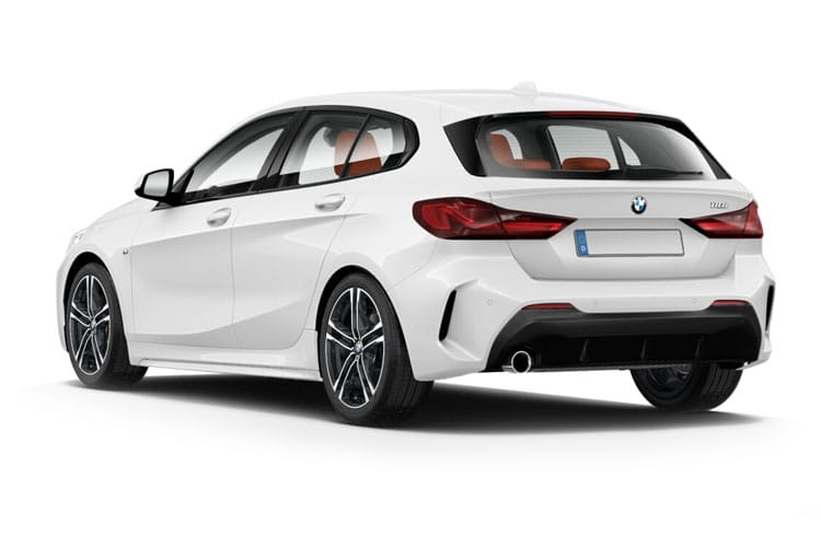 BMW 1 Series 118 Hatch 5Dr 1.5 i 136PS Sport LCP 5Dr DCT [Start Stop] back view