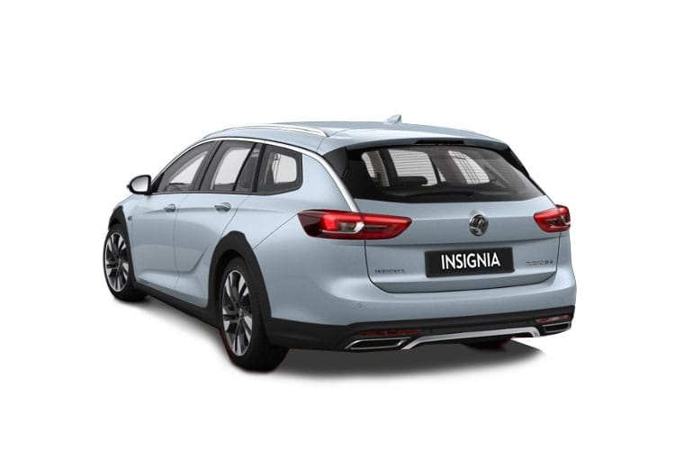 Vauxhall Insignia Sports Tourer 1.6 Turbo D 136PS Design Nav 5Dr Manual [Start Stop] back view