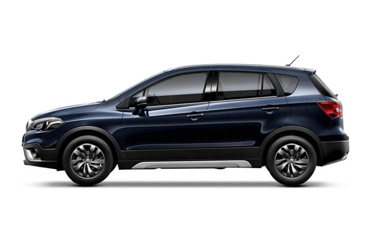 Suzuki S-Cross SUV 1.4 Boosterjet MHEV 129PS SZ5 5Dr Manual [Start Stop] back view