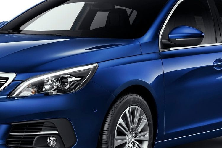 Peugeot 308 SW 5Dr 1.5 BlueHDi 130PS Tech Edition 5Dr Manual [Start Stop] detail view