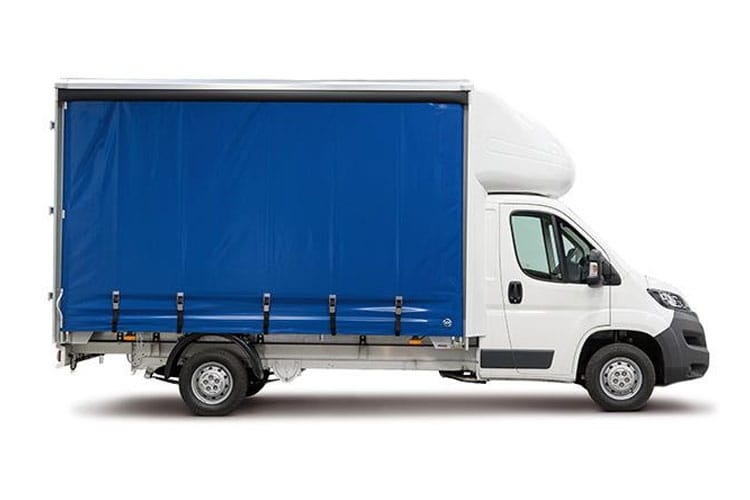 Peugeot Boxer 335 L4 2.2 BlueHDi FWD 165PS Built for Business Plus Chassis Curtainside Manual [Start Stop] detail view