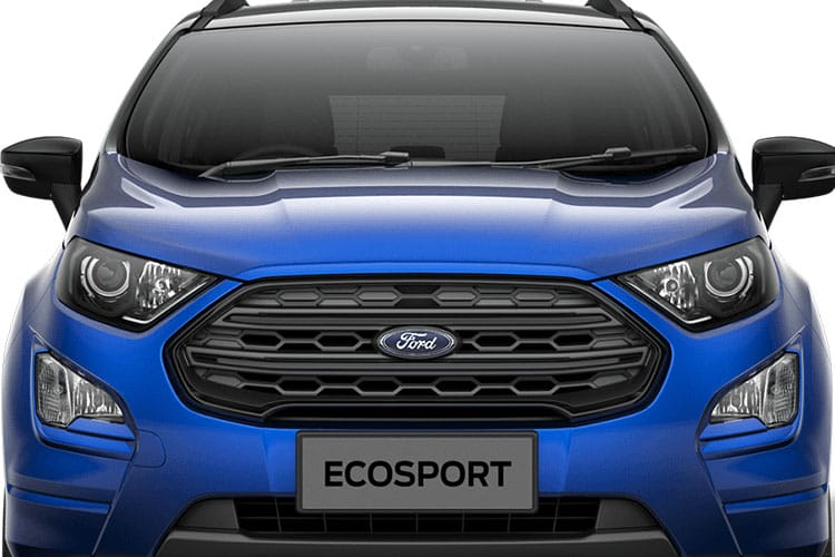Ford EcoSport SUV 2WD 1.0 T EcoBoost 100PS Zetec 5Dr Manual [Start Stop] [Nav] detail view