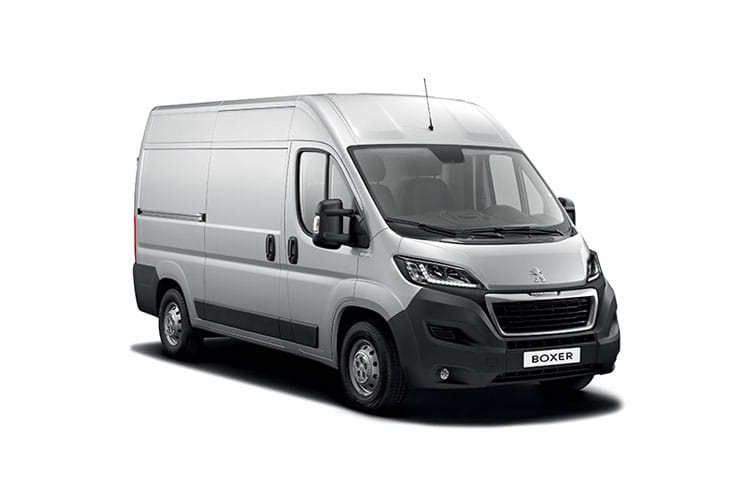 Peugeot Boxer 335 L2 2.2 BlueHDi FWD 140PS S Van High Roof Manual [Start Stop] front view