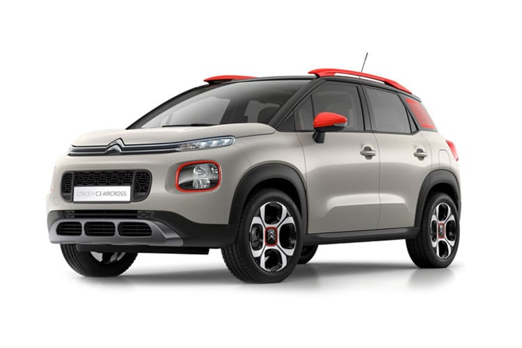 Citroen C3 Aircross SUV 1.2 PureTech 110PS Feel 5Dr Manual [Start Stop] front view