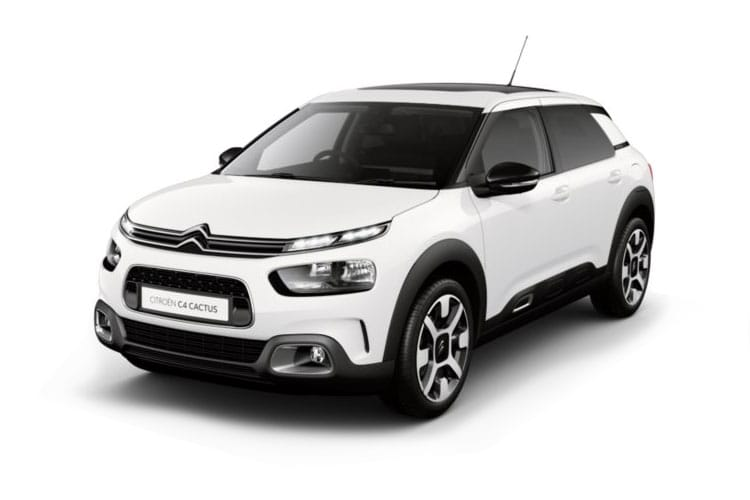 Citroen C4 Cactus Hatch 5Dr 1.2 PureTech 110PS Flair 5Dr Manual [Start Stop] front view