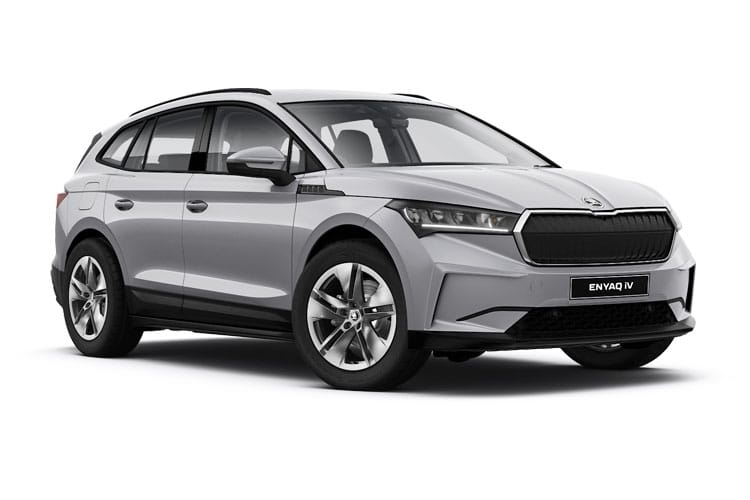 Skoda Enyaq iV 80 SUV Elec 82kWh 150KW 204PS  5Dr Auto [ecoSuite] front view