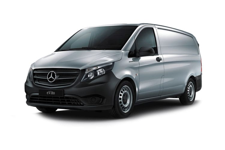 Mercedes-Benz Vito 110 L2 FWD 1.7 CDi FWD 102PS Progressive Van Manual [Start Stop] front view