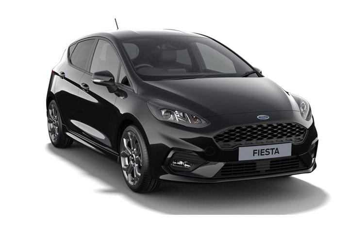 Ford Fiesta Hatch 5Dr 1.0 T EcoBoost MHEV 155PS Active Edition 5Dr Manual [Start Stop] front view