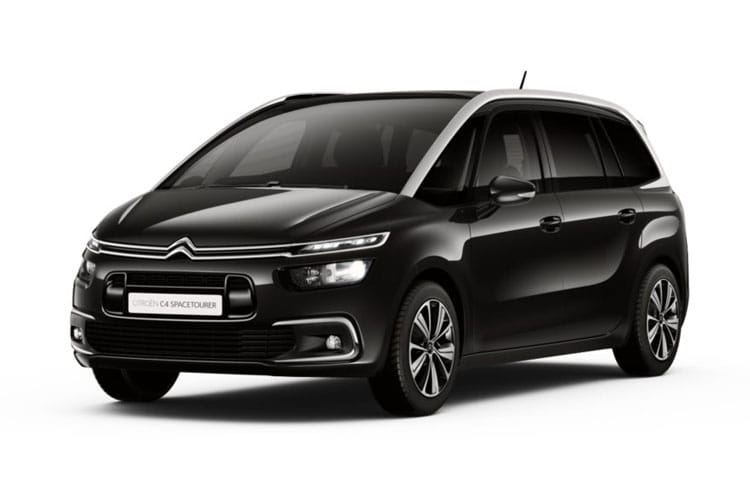 Citroen C4 SpaceTourer Grand C4 SpaceTourer MPV 1.5 BlueHDi 130PS Sense 5Dr Manual [Start Stop] front view
