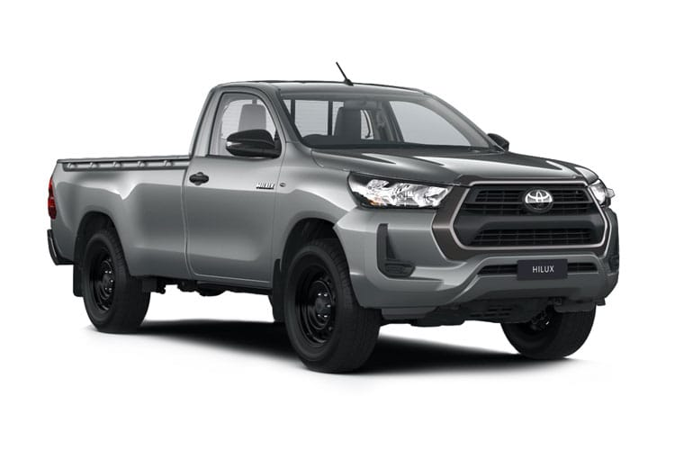 Toyota Hilux PickUp Double Cab 4wd 2.4 D-4D 4WD 150PS Icon Pickup Double Cab Manual [Start Stop] front view
