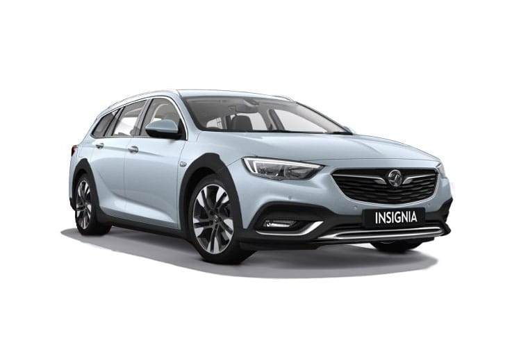 Vauxhall Insignia Sports Tourer 1.6 Turbo D 136PS Design Nav 5Dr Manual [Start Stop] front view