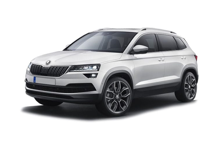 Skoda Karoq SUV 1.0 TSi 110PS SE Drive 5Dr Manual [Start Stop] front view
