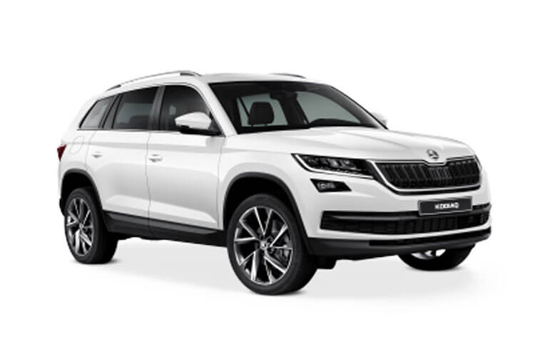 Skoda Kodiaq SUV 1.5 TSi ACT 150PS Edition 5Dr Manual [Start Stop] [7Seat] front view