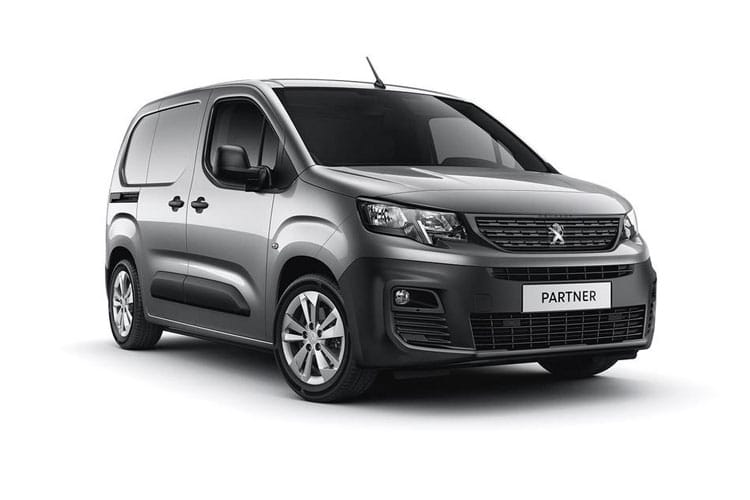 Peugeot Partner Long 950Kg 1.2 PureTech FWD 110PS Professional Van Manual [Start Stop] front view