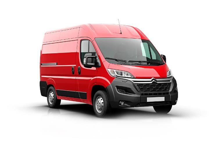 Citroen Relay 35 L3 2.2 BlueHDi FWD 140PS Enterprise Van High Roof Manual [Start Stop] front view