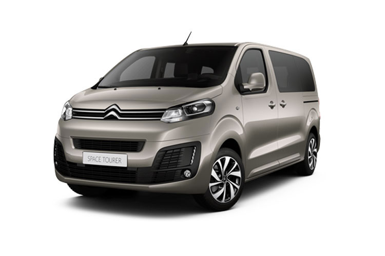 Citroen SpaceTourer M 5Dr 2.0 BlueHDi FWD 150PS Business MPV Manual [Start Stop] [8Seat] front view