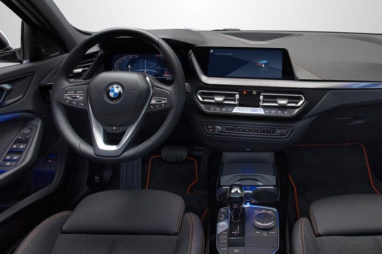 BMW 1 Series 118 Hatch 5Dr 1.5 i 136PS Sport LCP 5Dr DCT [Start Stop] inside view