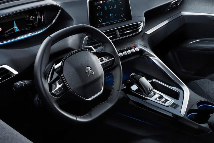 Peugeot 3008 SUV 1.2 PureTech 130PS Active Premium 5Dr Manual [Start Stop] inside view