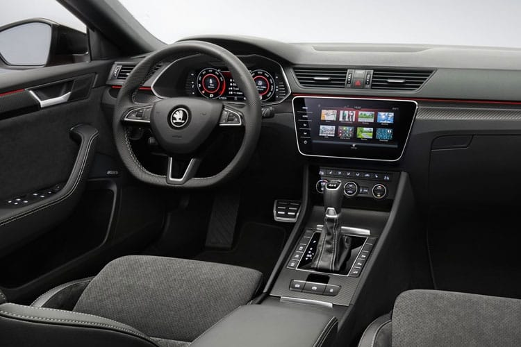 Skoda Superb Estate 2.0 TDi 190PS Laurin & Klement 5Dr DSG [Start Stop] inside view