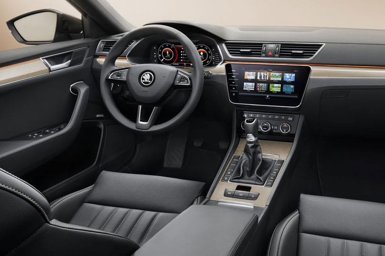 Skoda Superb Hatch 5Dr 4x4 2.0 TSi 272PS Laurin & Klement 5Dr DSG [Start Stop] inside view