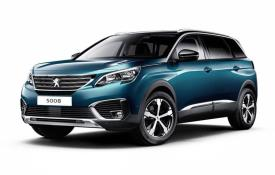 Peugeot 5008 SUV SUV 1.2 PureTech 130PS GT 5Dr EAT8 [Start Stop]
