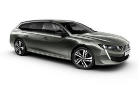 Peugeot 508 Estate car leasing