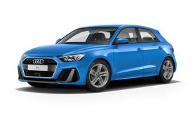 Audi A1 Hatchback 35 Sportback 5Dr 1.5 TFSI 150PS Black Edition 5Dr S Tronic [Start Stop]
