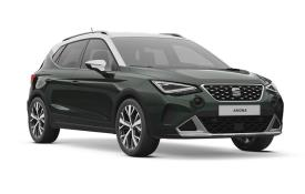 SEAT Arona SUV SUV 1.0 TSI 110PS XCELLENCE Lux 5Dr Manual [Start Stop]