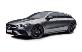 Mercedes-Benz CLA Estate CLA200 Shooting Brake 1.3  163PS AMG Line Premium 5Dr 7G-DCT [Start Stop]