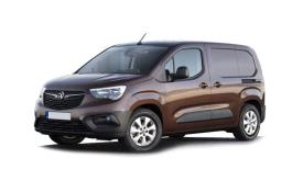 Vauxhall Combo Van Cargo L1 2300 1.5 Turbo D FWD 130PS Edition Van Manual [Start Stop]
