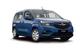 Vauxhall Combo MPV Life XL MPV 1.5 Turbo D 100PS SE 5Dr Manual [Start Stop] [7Seat]