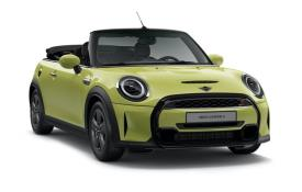 MINI Convertible Convertible Cooper 1.5  136PS Exclusive 2Dr Steptronic [Start Stop]