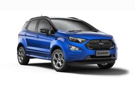 Ford EcoSport SUV car leasing