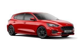 Ford Focus Hatchback Hatch 5Dr 1.0 T EcoBoost 125PS Titanium X Edition 5Dr Auto [Start Stop]