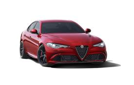 Alfa Romeo Giulia Saloon Saloon 2.2 TD 190PS Lusso Ti 4Dr Auto [Start Stop] [Driver Assistance Plus]