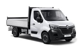Renault Master Dropside LWB 35 RWD 2.3 dCi RWD 130PS Business Dropside Manual