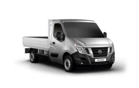 Nissan NV400 Dropside L3 35 FWD 2.3 dCi FWD 150PS Acenta Dropside Auto [Start Stop]