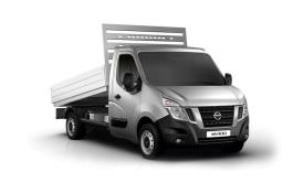 Nissan NV400 Tipper L2 35 FWD 2.3 dCi FWD 135PS Tekna Tipper Manual