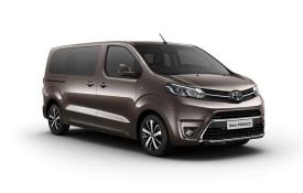 Toyota PROACE Verso MPV Medium 2.0 D FWD 140PS Shuttle MPV Manual [Start Stop] [9Seat Safety Sense]