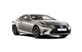 Lexus RC Coupe 300h Coupe 2.5 h 223PS F-Sport 2Dr E-CVT [Start Stop] [Takumi]