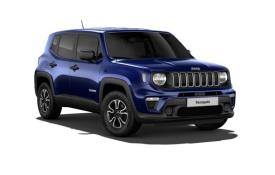 Jeep Renegade SUV SUV 1.3 GSE T4 150PS Longitude 5Dr DDCT [Start Stop]