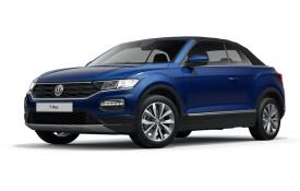 Volkswagen T-Roc Convertible Cabriolet SUV 2wd 1.5 TSI EVO 150PS R-Line 2Dr Manual [Start Stop]