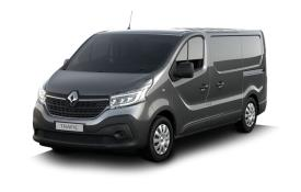 Renault Trafic Van 30 LWB 2.0 dCi ENERGY FWD 120PS Business+ Van Manual [Start Stop]