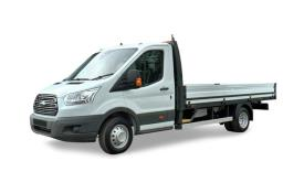 Ford Transit Dropside 350HD L4 2.0 EcoBlue FWD 170PS Leader Premium Dropside Manual [Start Stop]