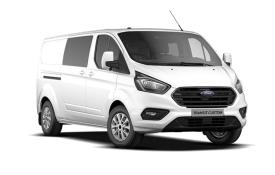 Ford Transit Custom Crew Van 280 L1 2.0 EcoBlue FWD 130PS Leader Crew Van Manual [Start Stop] [DCiV]